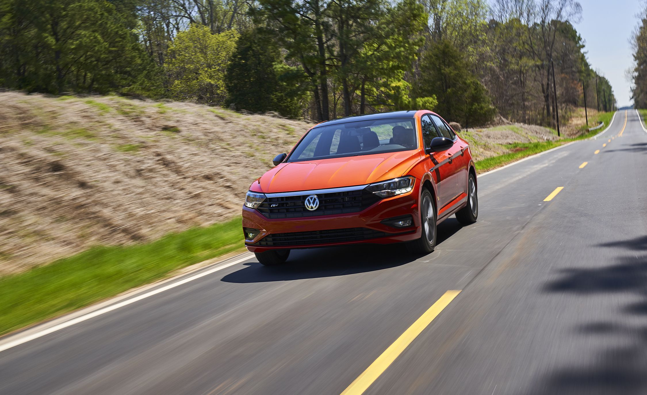 2019 Volkswagen Jetta First Drive: New Platform Does a World of Good | Review | Car and Driver