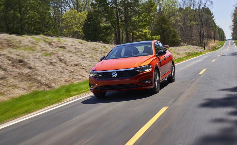 2019 volkswagen jetta first drive new platform does a world of good