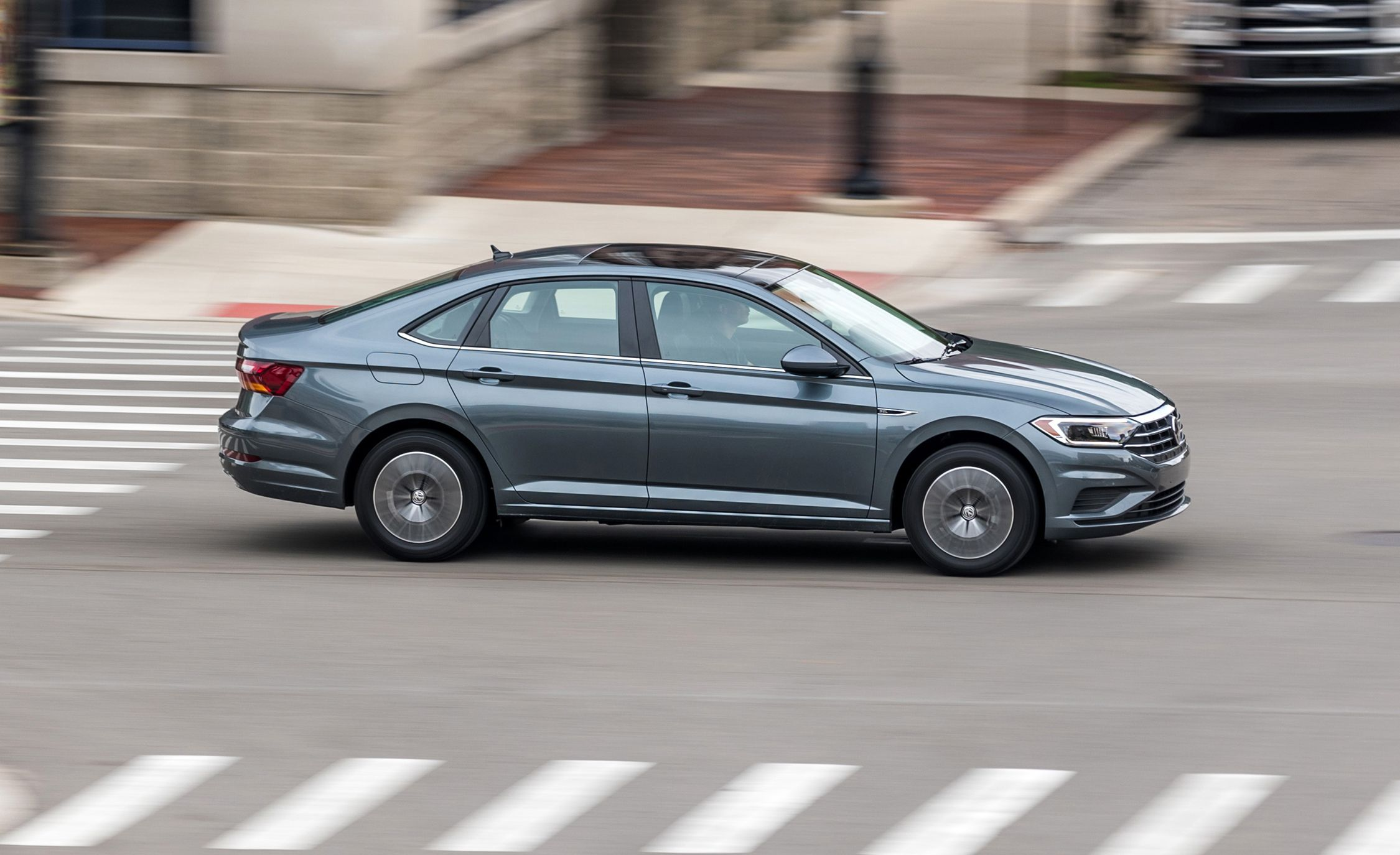 2019 Volkswagen Jetta Isn't as Athletic as the Golf