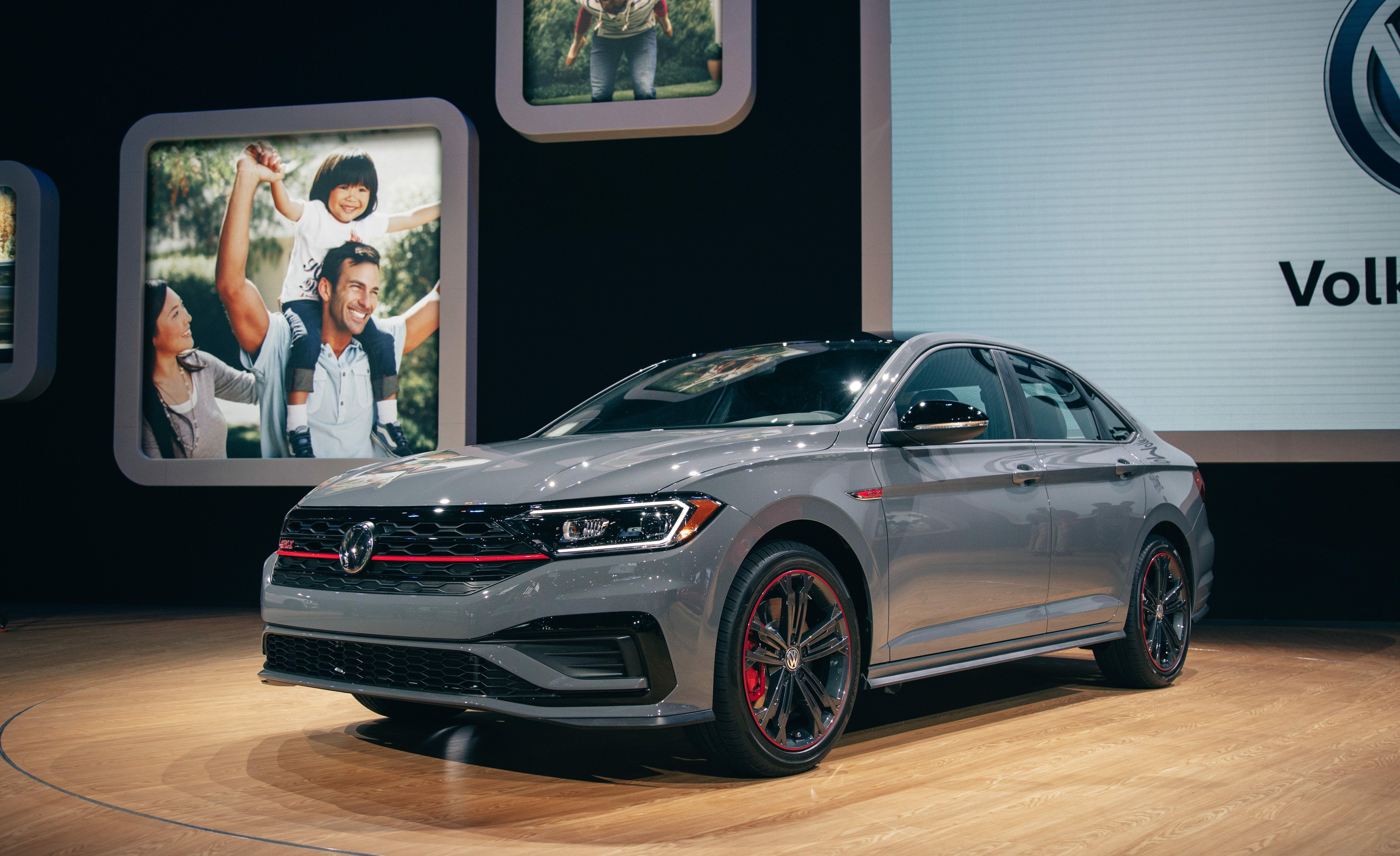 2019 Volkswagen Jetta Gli Reviews Price Photos And Specs Car Driver