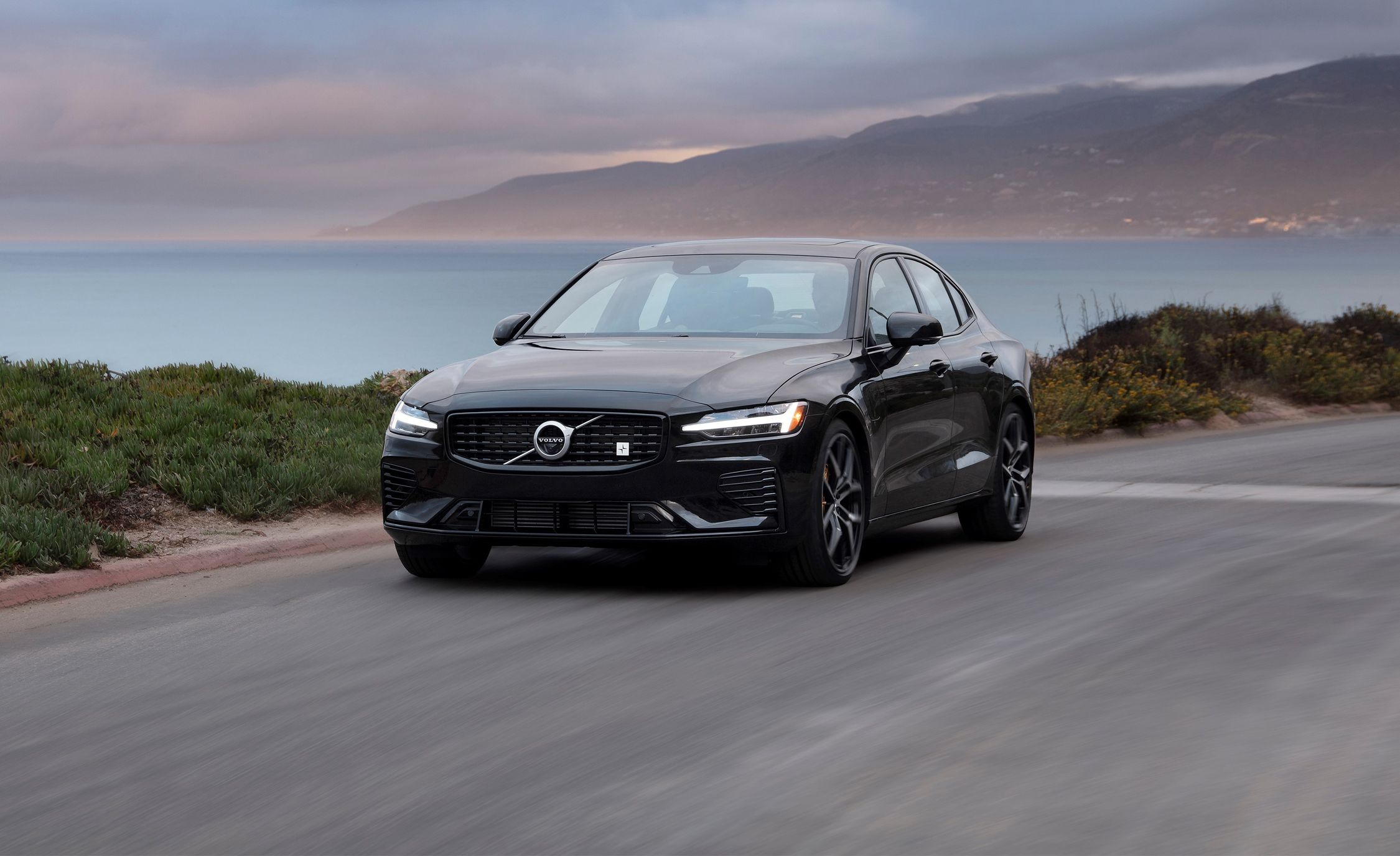 The 2019 Volvo S60 Shrink-Wraps Volvo's Best Stuff into One Smart Package