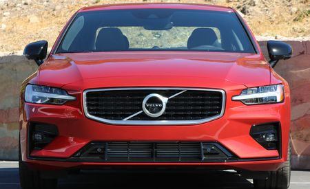 See the 2019 Volvo S60 Inside and Out From Our First Drive