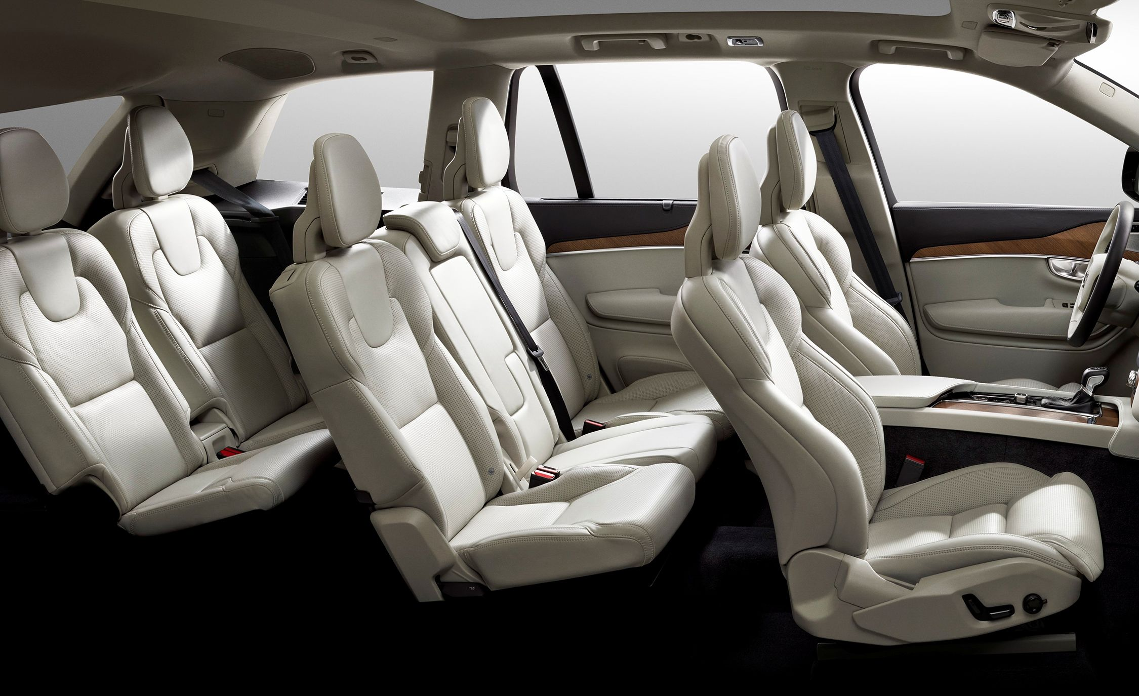 Volvo suv with 3rd row seating