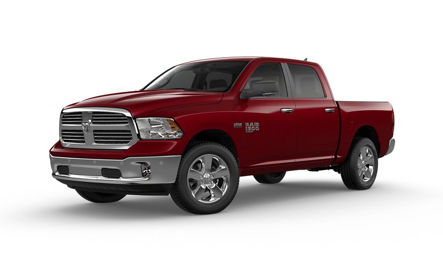 "Outgoing Ram 1500 to Be Sold as ""Classic"" 2019 Model"
