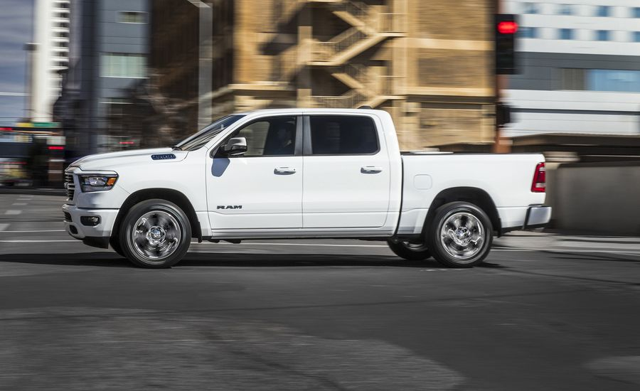 Ram's eTorque Brings Some Hybrid Tech to Pickups