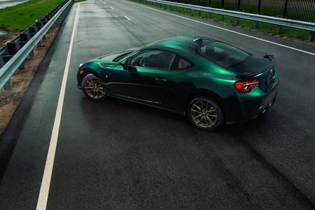 This Awesome Green Version Of The Toyota 86 Is Coming To U S