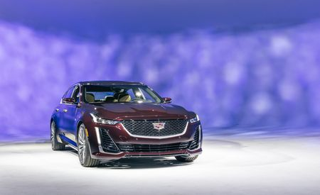 2020 Cadillac CT5 Reviews | Cadillac CT5 Price, Photos ...