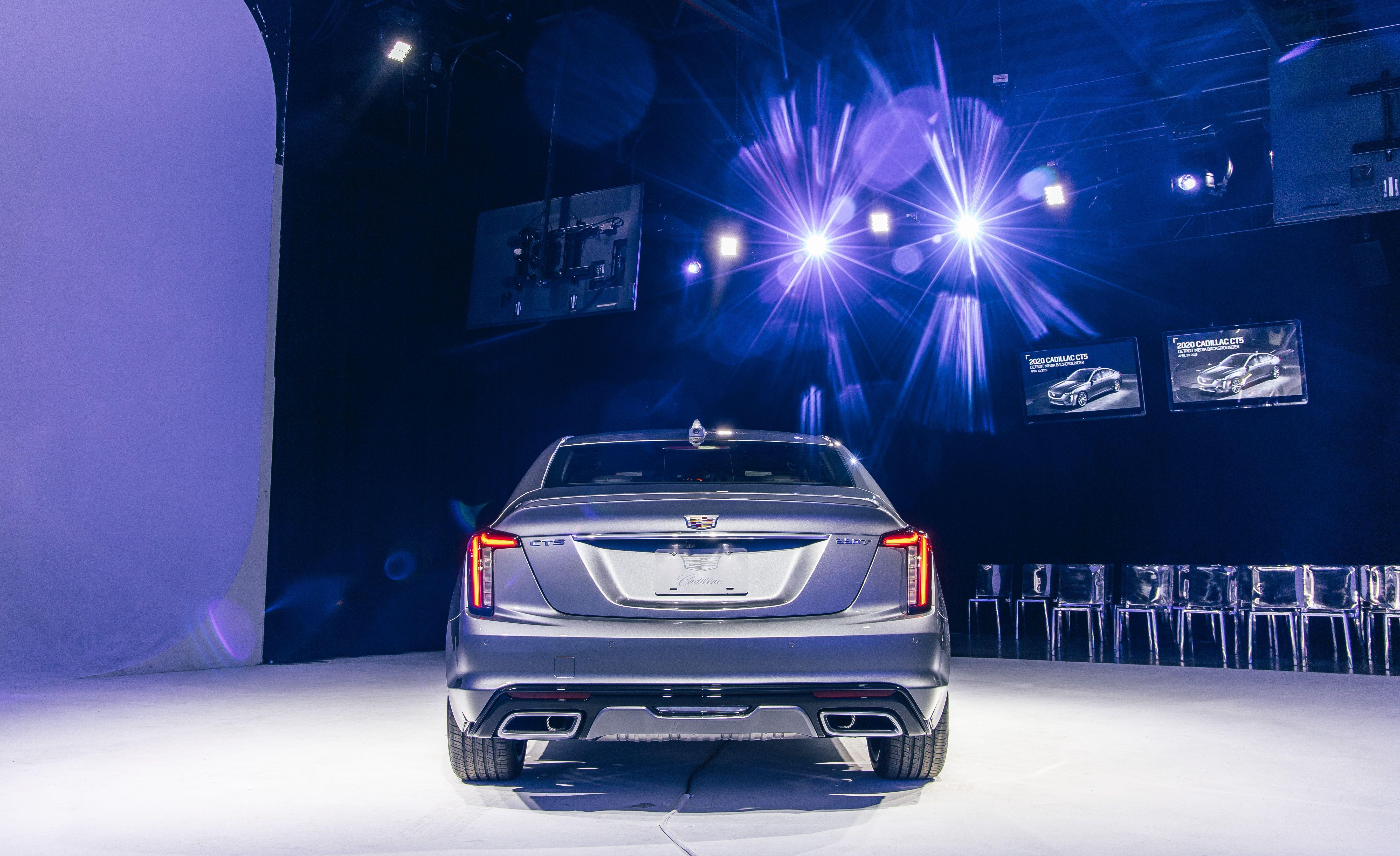 2020 Cadillac Ct5 Reviews Cadillac Ct5 Price Photos And Specs