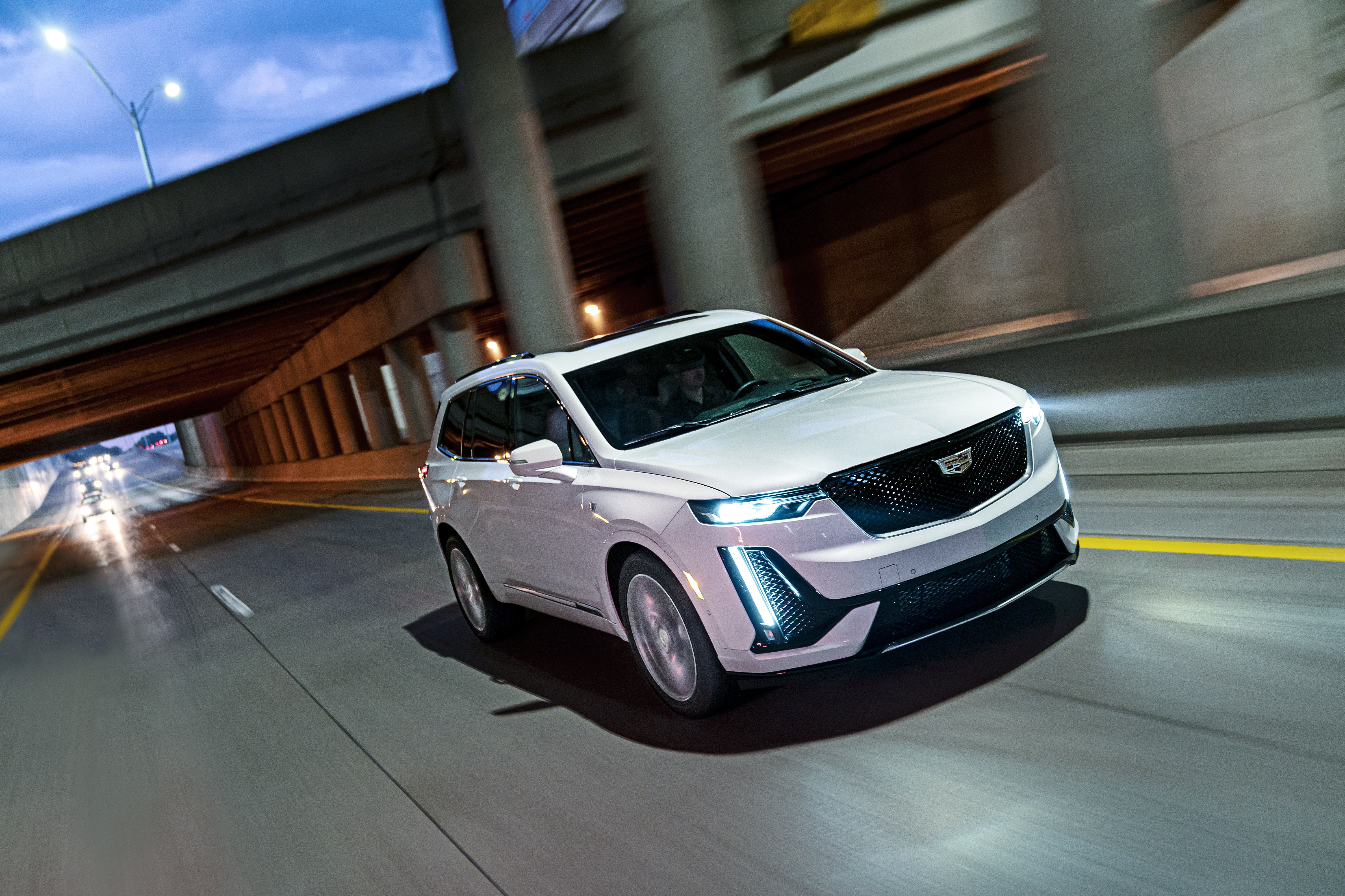 Comments On Three Row 2020 Cadillac Xt6 Is A Luxury Suv Built From Mainstream Hardware Car And Driver Backfires