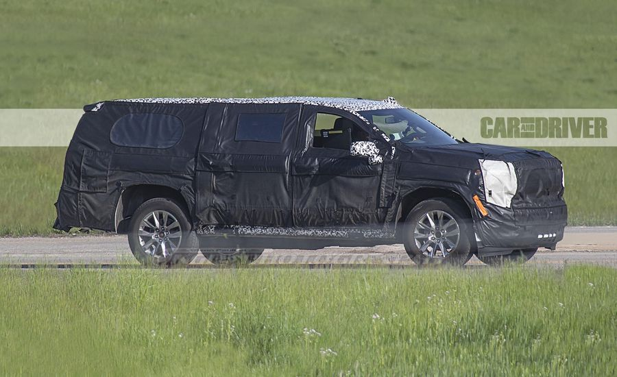 2020 Chevrolet Suburban Will Feature Independent Rear Suspension