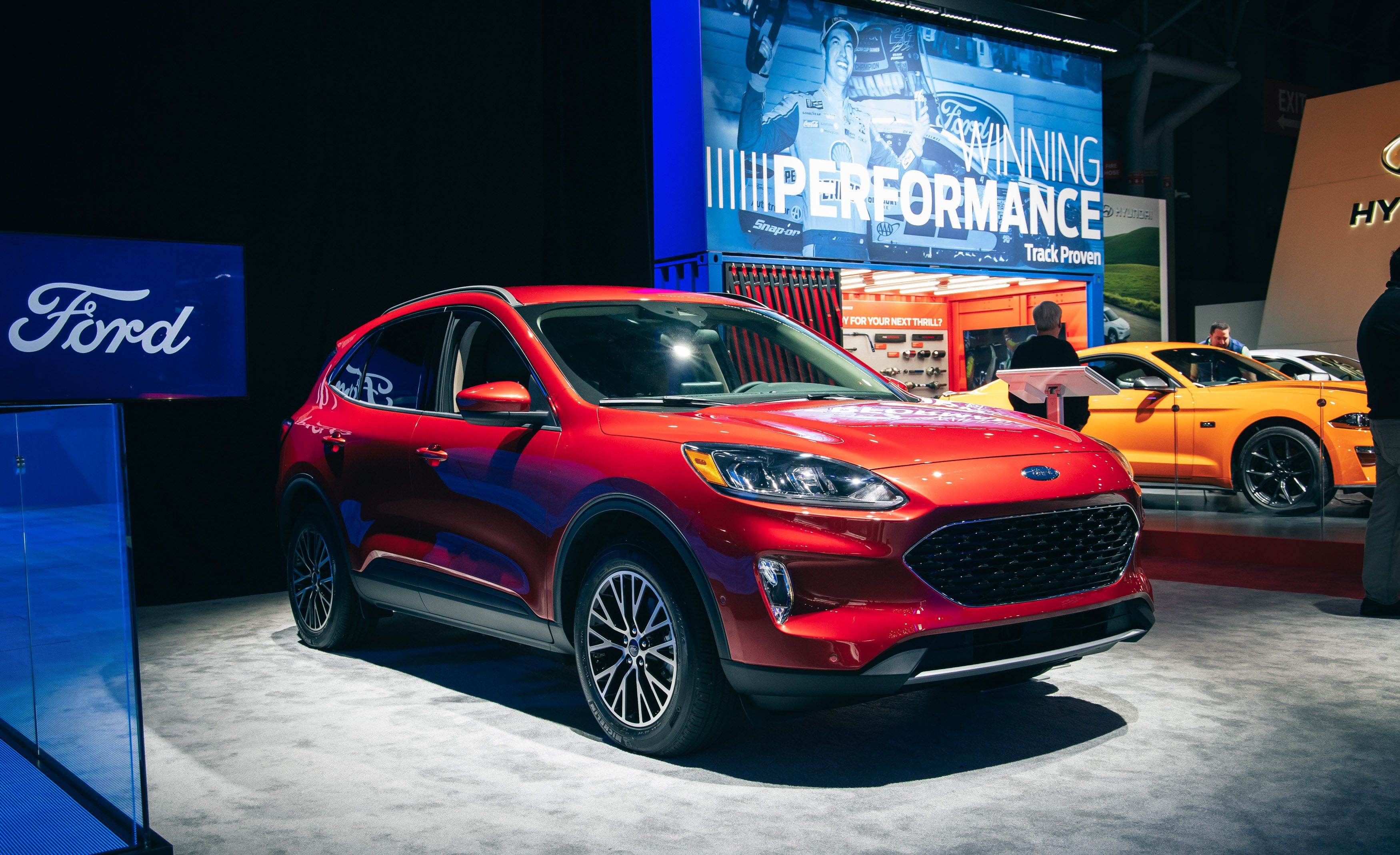 comments on  the 2020 ford escape looks to fill a car-shaped hole in the lineup