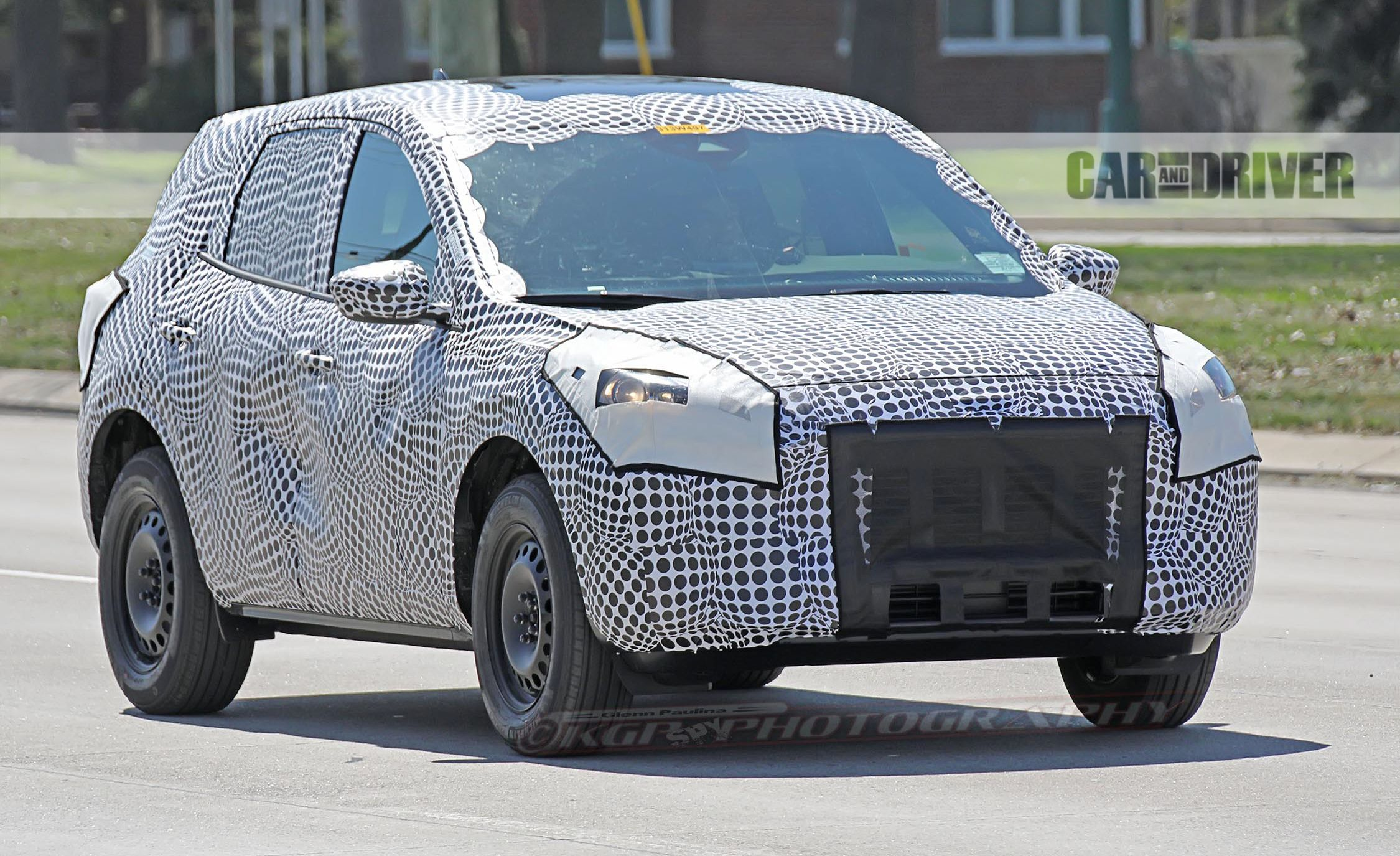 Ford 2019 Explorer >> 2020 Ford Escape Spied: Where the Sedan Buyers Are Supposed to End Up | News | Car and Driver