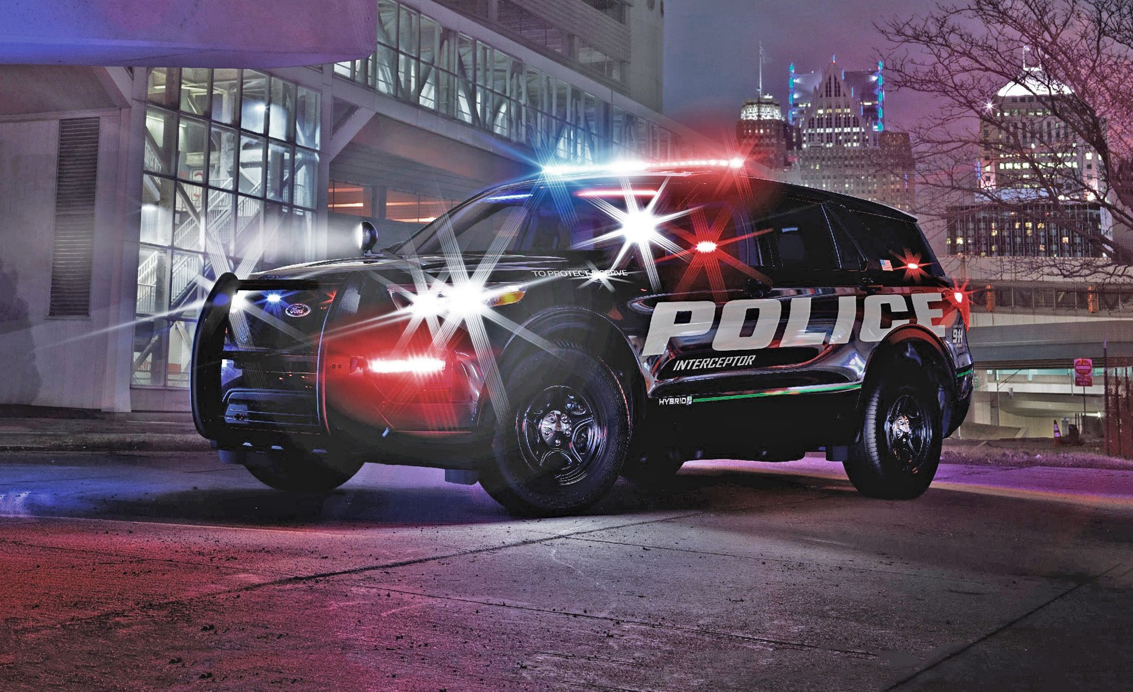 CARANDDRIVER: 2020 Ford Explorer-in Cop-Car Form | Luxury Auto Collection