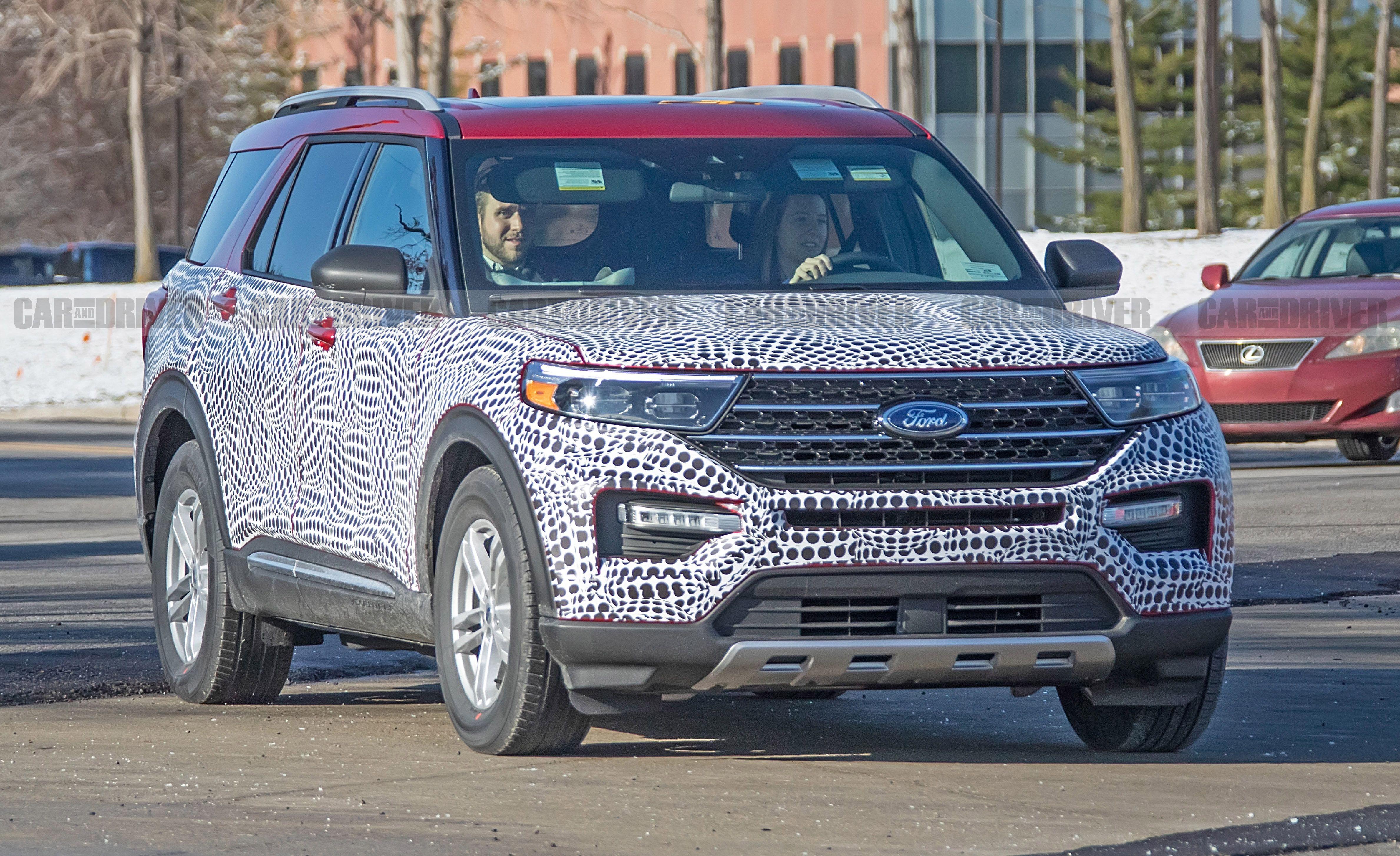 2020 Ford Explorer Reviews Ford Explorer Price Photos And Specs