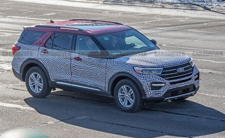 The 2020 Ford Explorer Is Nearly Ready for Production