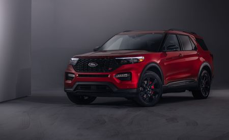 The 2020 Ford Explorer ST Brings a Little Heat to the Three-Row-SUV Segment