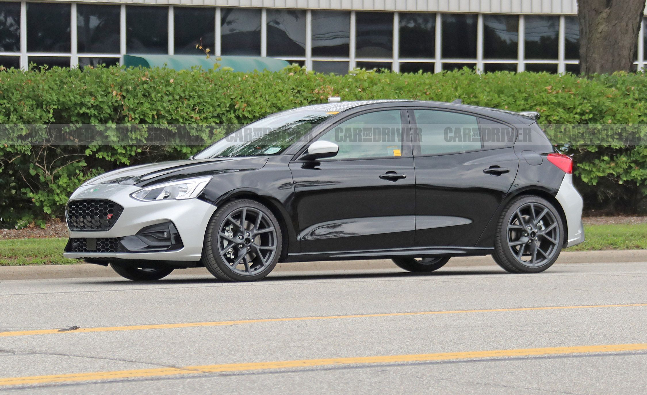 2015 ford focus st instrumented test review car and driver