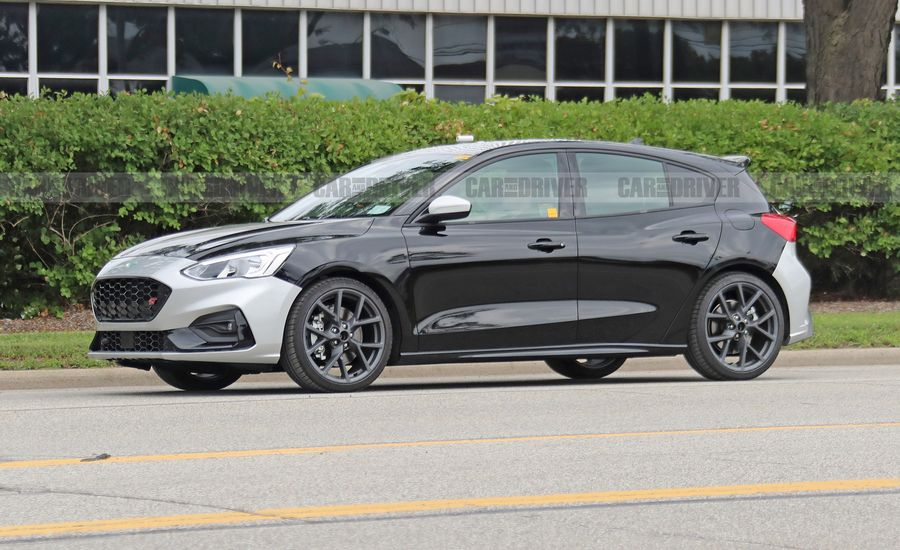 New Ford Focus ST Spied: Hey Ford, Please Bring this Hot Hatch to the U.S.
