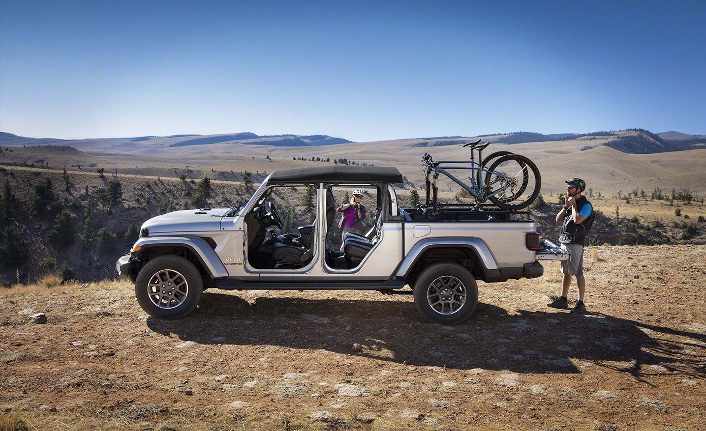 2020 Jeep Gladiator Reviews Jeep Gladiator Price Photos And