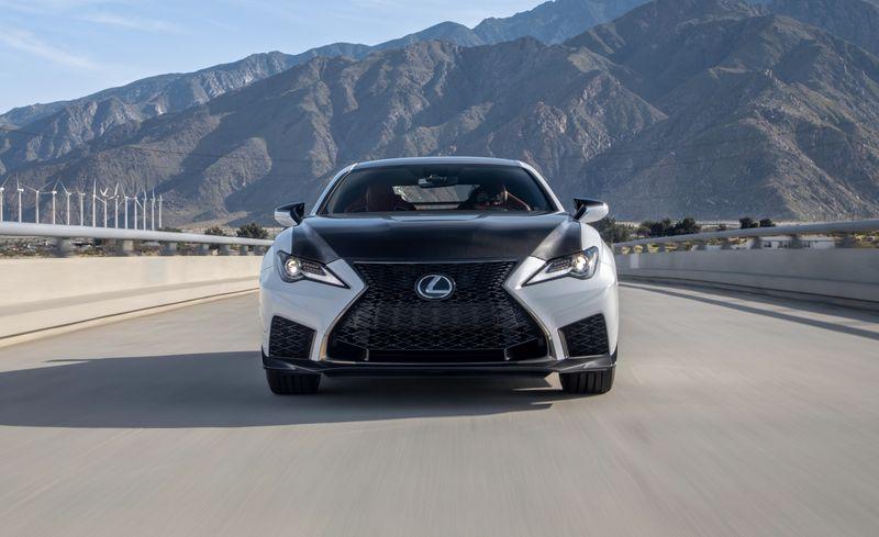 2020 Lexus Rc F Reviews Lexus Rc F Price Photos And Specs Car