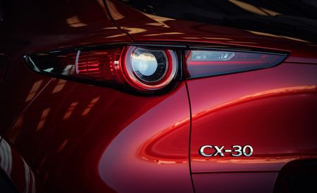 How the 2020 Mazda CX-30 Got Its Unexpected Name