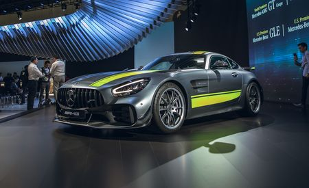 The 2020 Mercedes-AMG GT R Pro Is Lighter, Faster, Racier