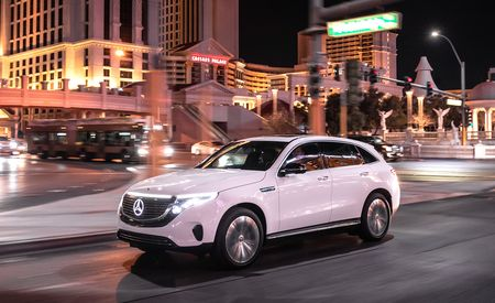 Everything We Learned about the 2020 Mercedes-Benz EQC at CES