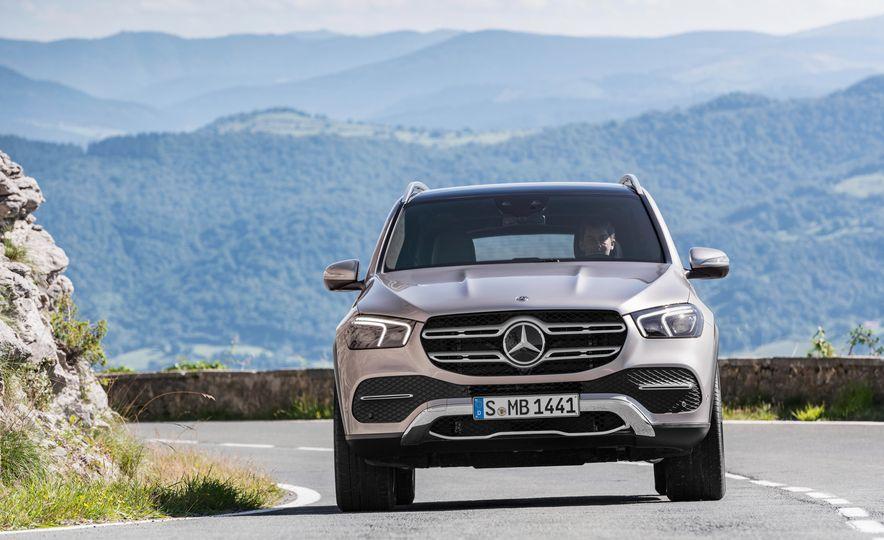 2020 Mercedes-Benz GLE-class - Slide 1