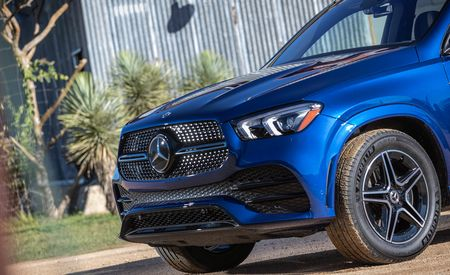 In-Depth Photos of the 2020 Mercedes-Benz GLE