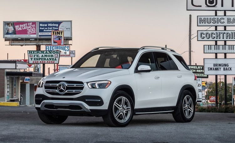 The 2020 Mercedes-Benz GLE with a Four-Cylinder Is More Expensive Than the Old V-6 Model
