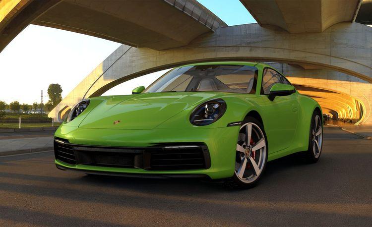 Go Wild with the New Porsche 911's Online Configurator