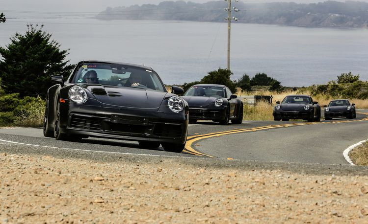 The 992-Generation Porsche 911 — What's New Inside and Out