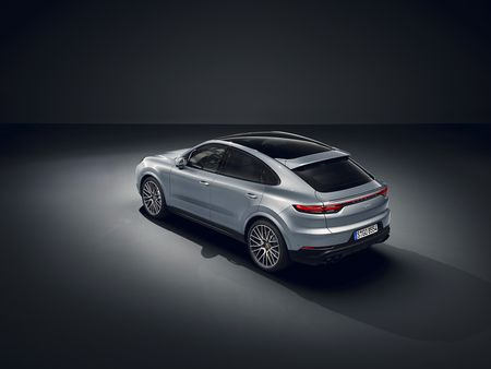 The 2020 Porsche Cayenne S Coupe Would Get Goldilocks's Approval