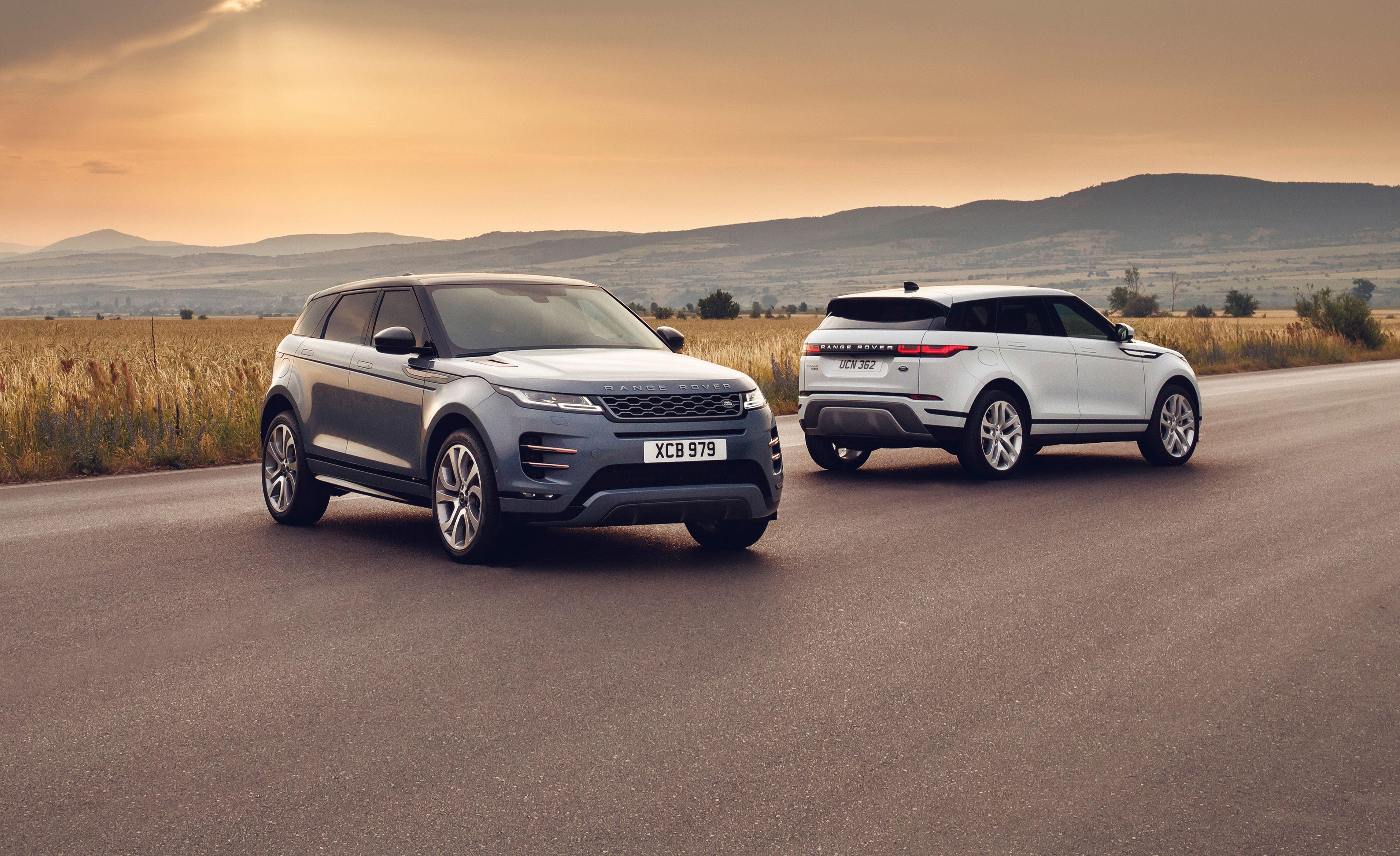 2020 Land Rover Range Rover Evoque Reviews Land Rover Range Rover