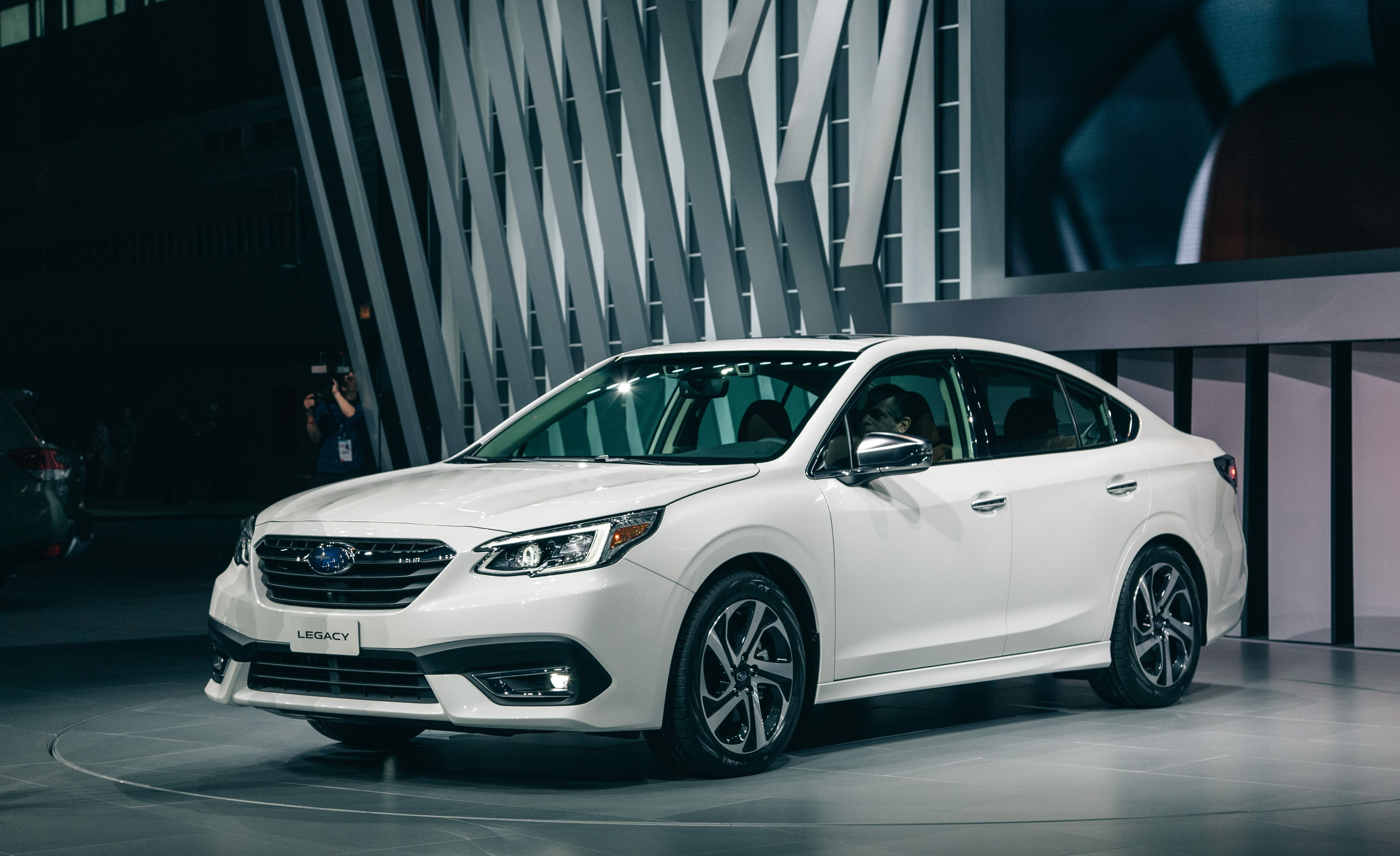 comments on  the 2020 subaru legacy gets a big-ass screen and a new turbo engine