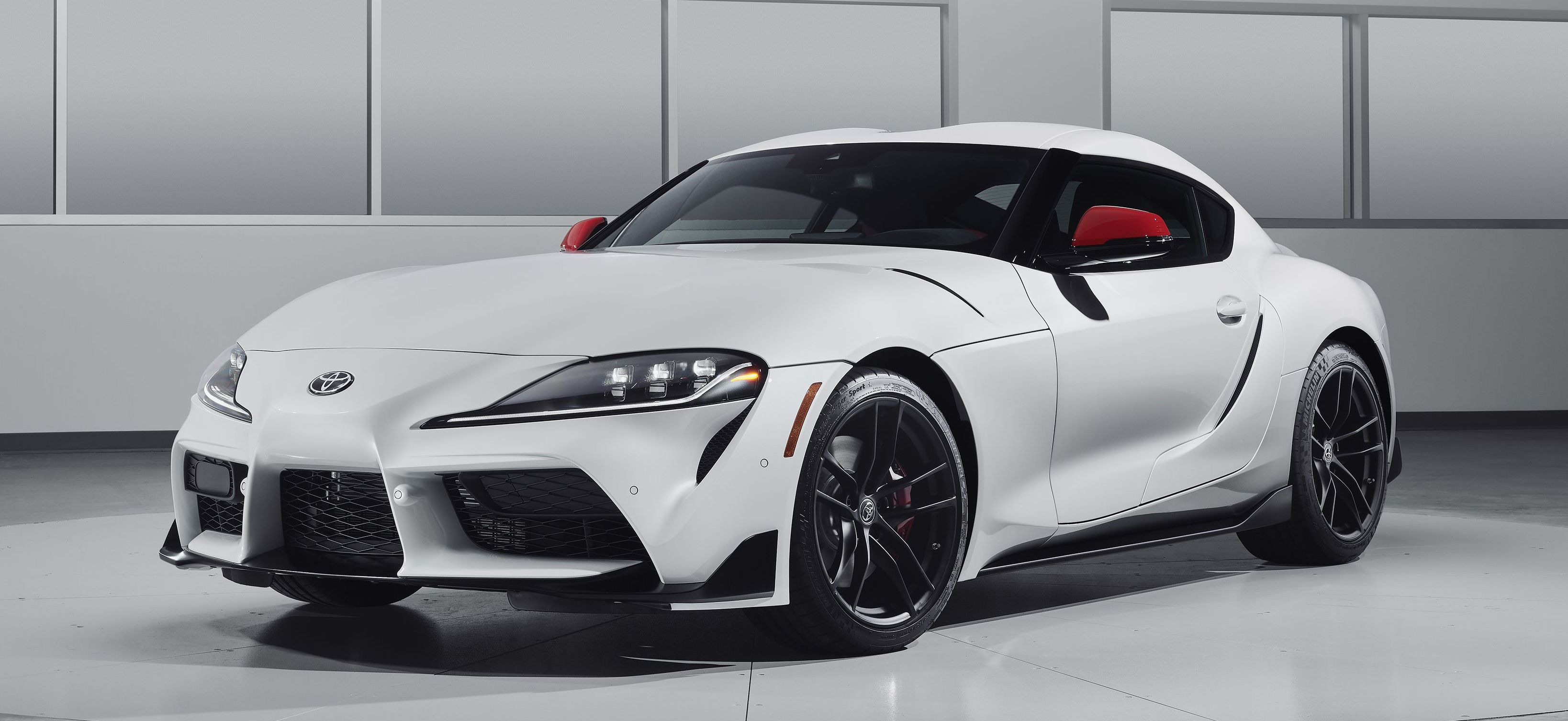 The First 1500 Toyota Supra Buyers Get This Special Launch Edition—and Bidder Buys Supra #1 for $2.1 Million