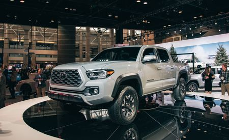 The 2020 Toyota Tacoma Has New Tech and Mild Styling Tweaks