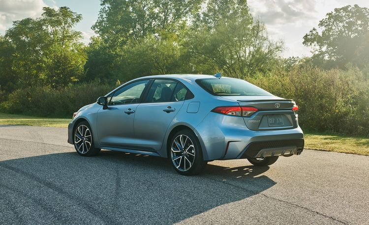 The 2020 Toyota Corolla Sedan Is Surprisingly Cool