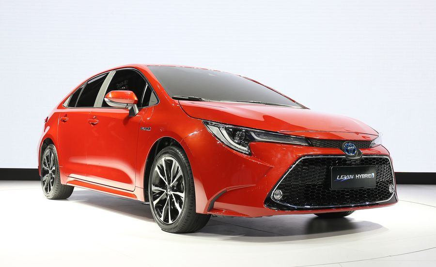 The 2020 Toyota Corolla Sedan Will Be the First Corolla Hybrid In the U.S.