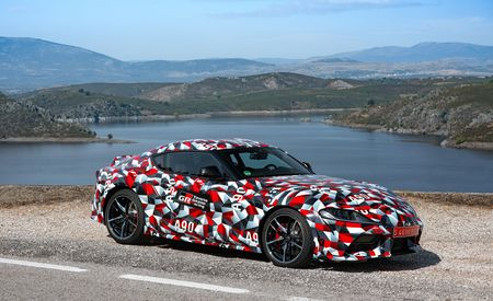 The 2020 Toyota Supra Is Finally Officially Debuting in January at the Detroit Auto Show