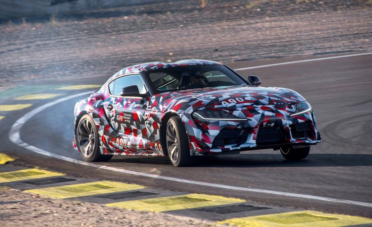 The 2020 Supra Proves Toyota Hasn't Forgotten How to Make a Sports Car