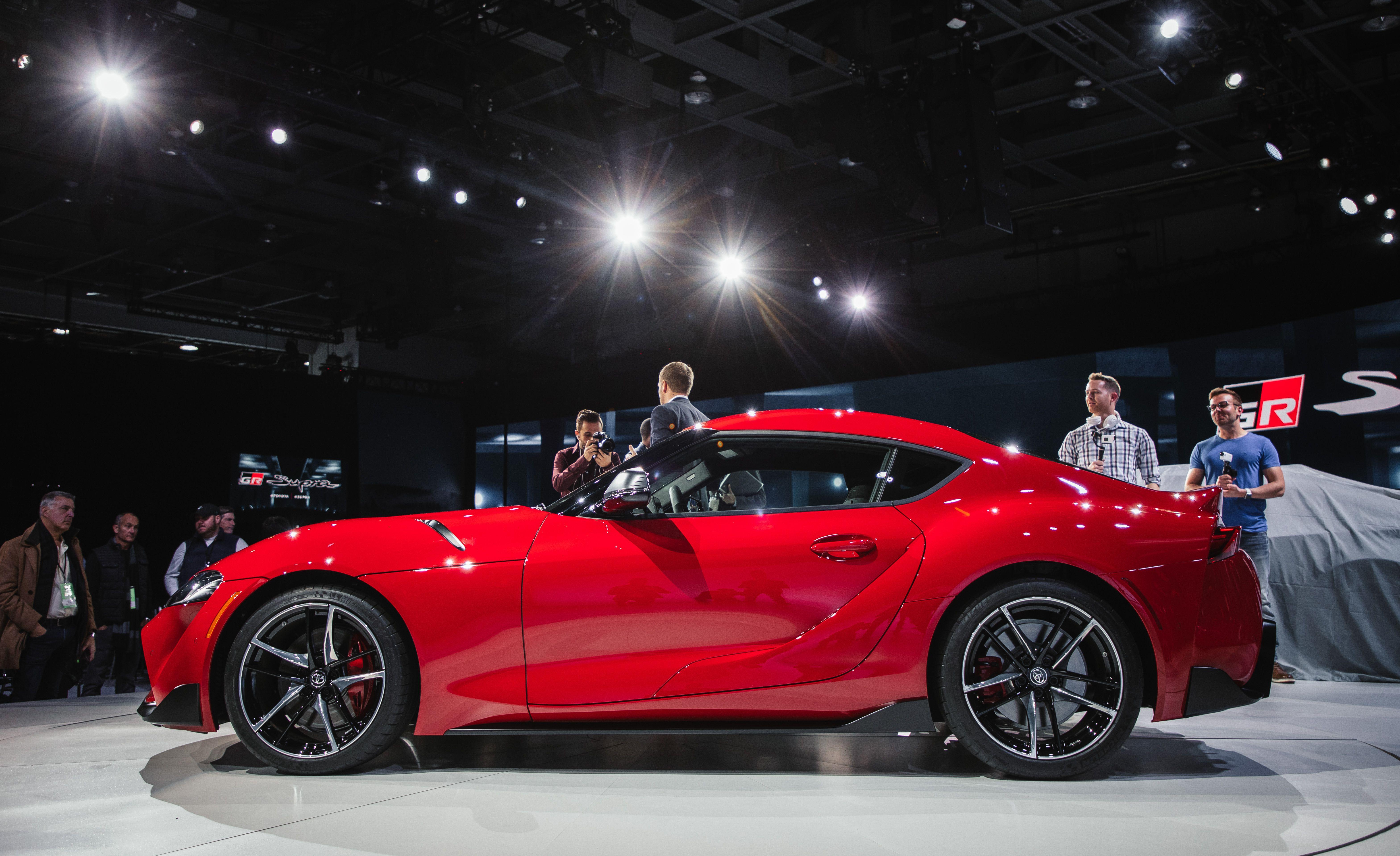 2020 Toyota Supra Reviews Price Photos And Specs Car Driver