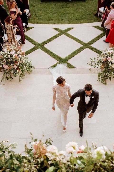 le couple marié