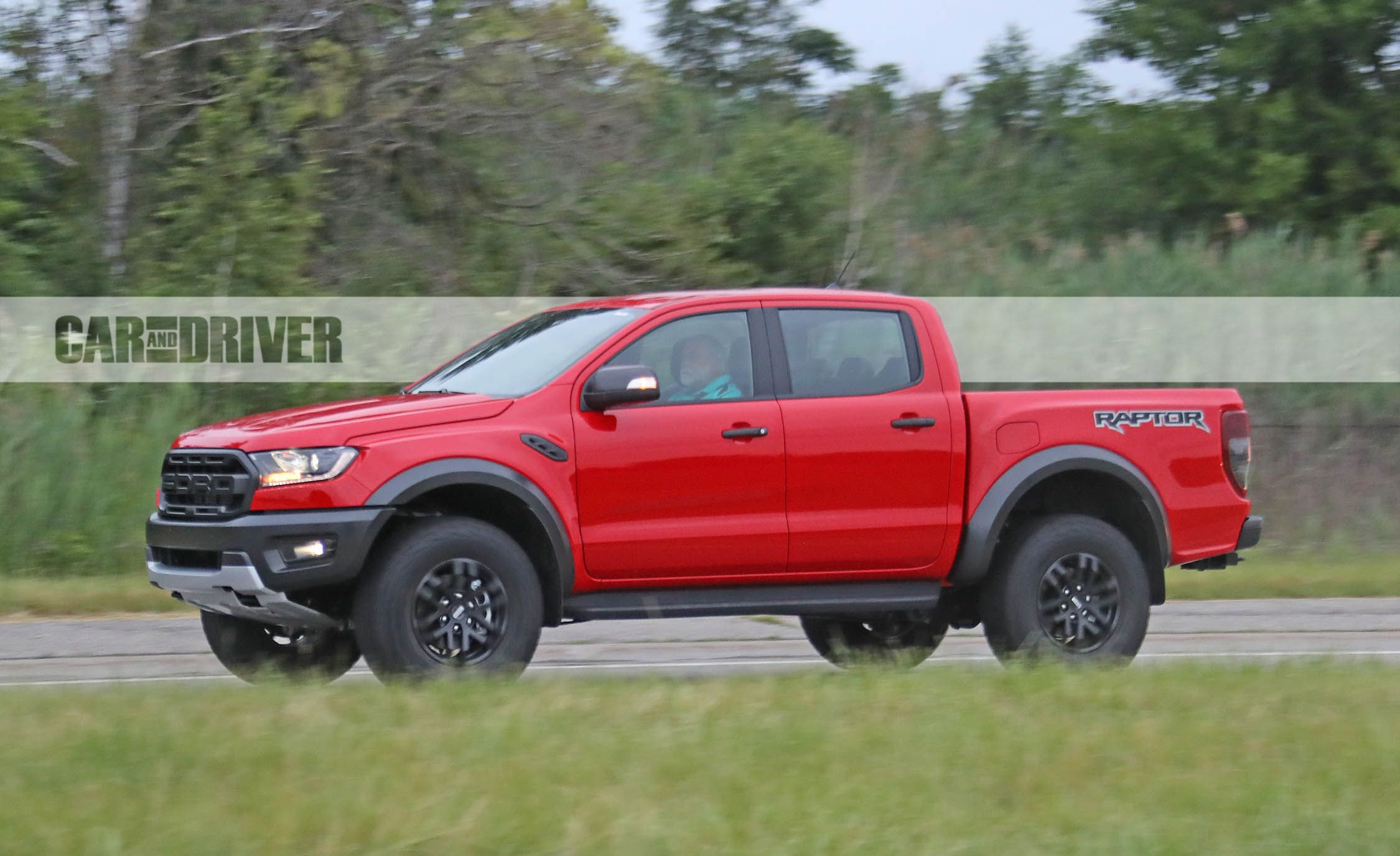 Ford Ranger Raptor Reviews | Ford Ranger Raptor Price, Photos, and Specs | Car and Driver