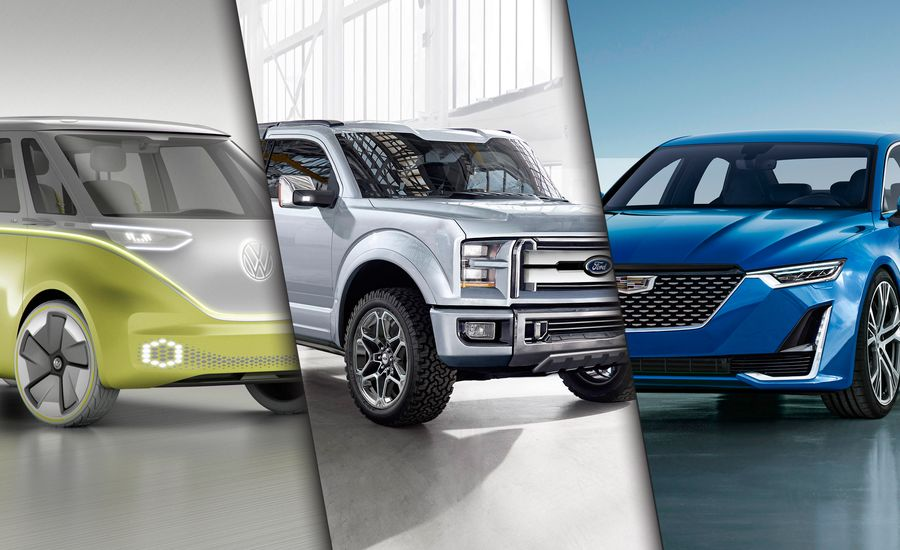 25 Cars Worth Waiting For: C8 Corvette, Ford Bronco, New VW Microbus ...