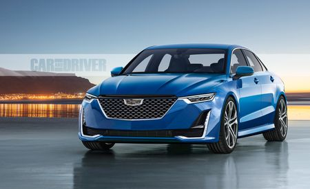 2020 Cadillac CT5 and 2021 CT3/CT4: The ATS and CTS, Renamed and Repositioned