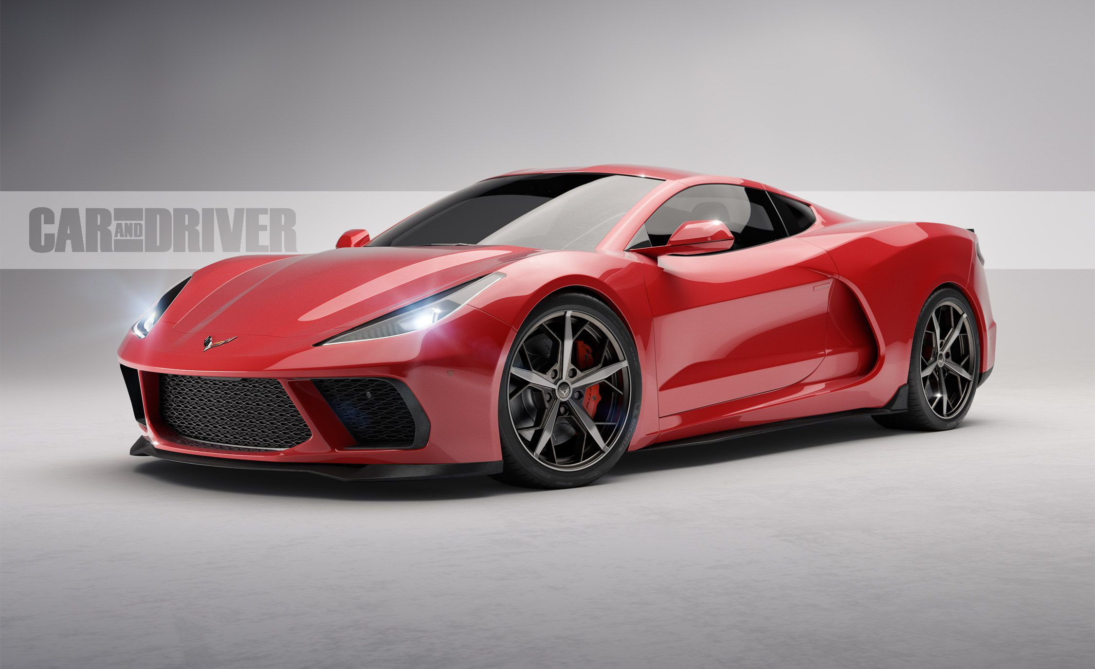 2020 Chevrolet Corvette C8: The Mid-Engined White Whale Is ...