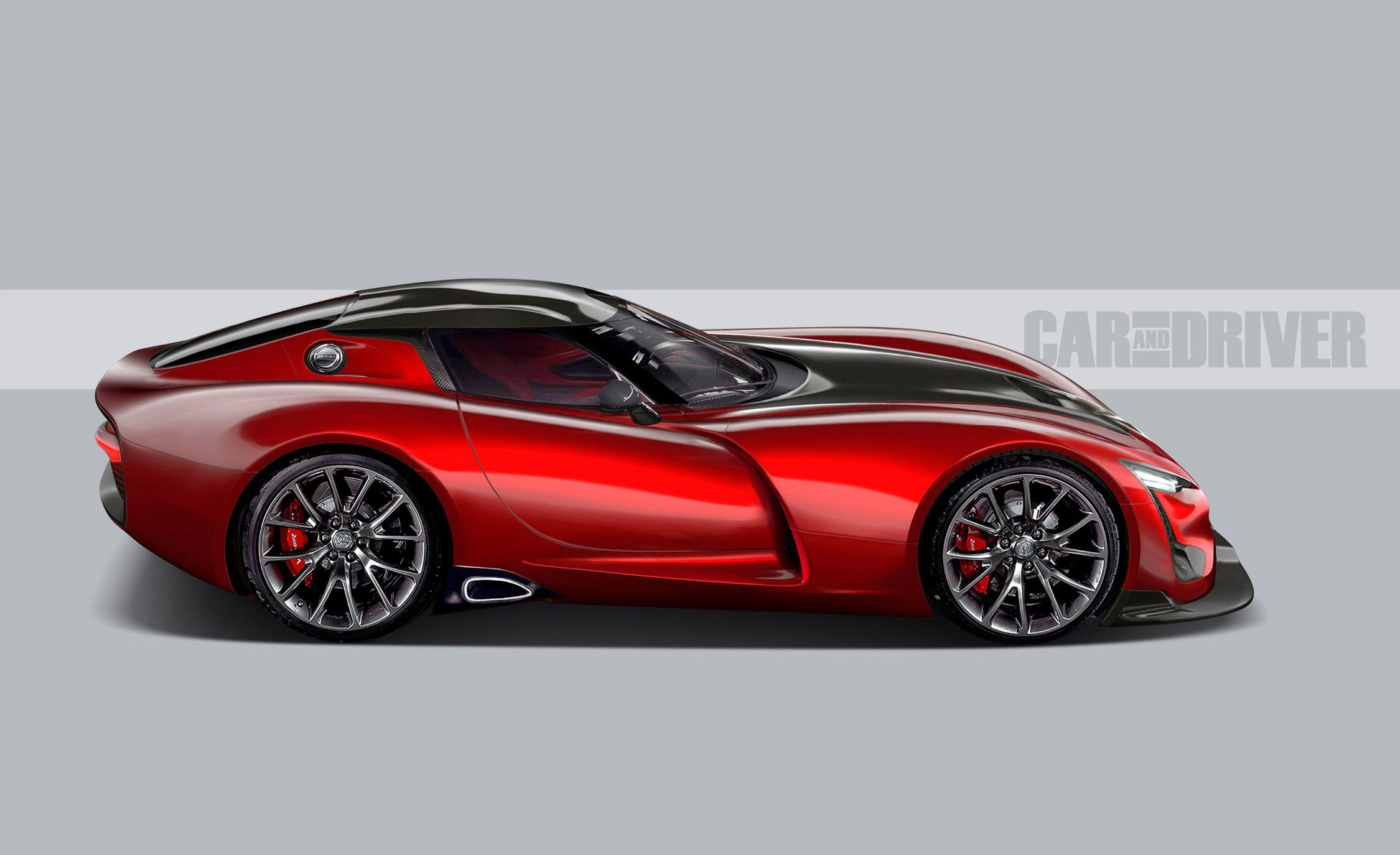 2021 Dodge Viper: A Motown Legend Is Reborn!