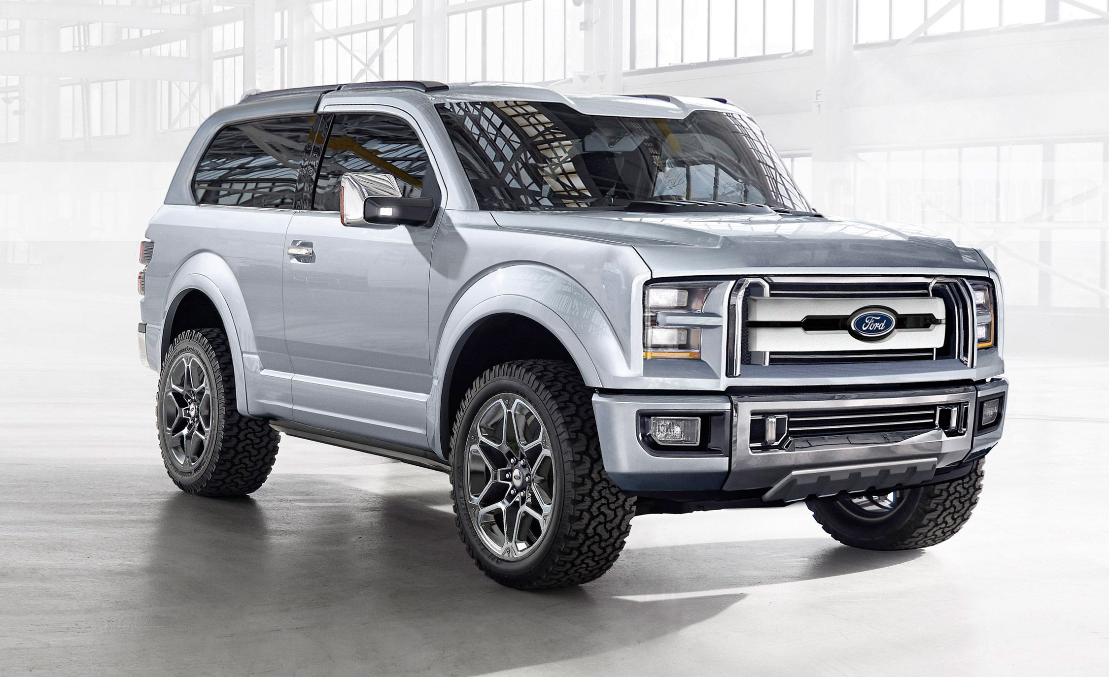 2020 Ford Bronco: Because The Wrangler Can't Have All The