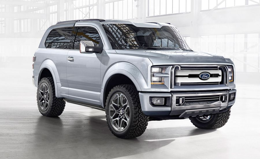2020 Ford Bronco: Because the Wrangler Can't Have All the ...
